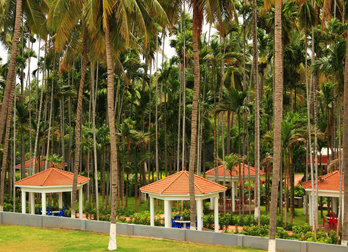 Best Mughal Garden resorts in Coimbatore