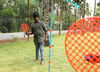 Turn Ball at Celebrity Resorts in Coimbatore