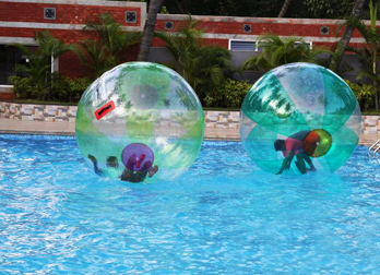 Water ZorbingBest at Celebrity Resorts in Coimbatore