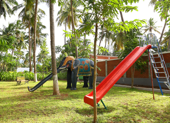 Best resorts with Kids Play Zone in Coimbatore